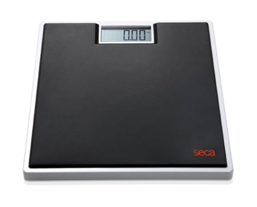 Seca Clara 803 Digital Personal Scale with Black Rubber Coating
