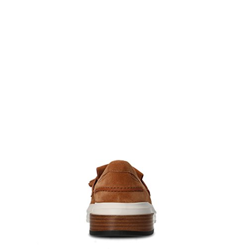 Tod's Women's XXW92B0Y390RE0S002 Brown Suede Loafers hjW8dnIT