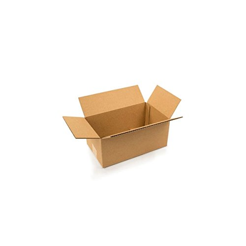 Custom Corrugated Boxes (Pratt PRA0640 Corrugated Box, 32 ECT, C Flute, 25 Bundle, 12