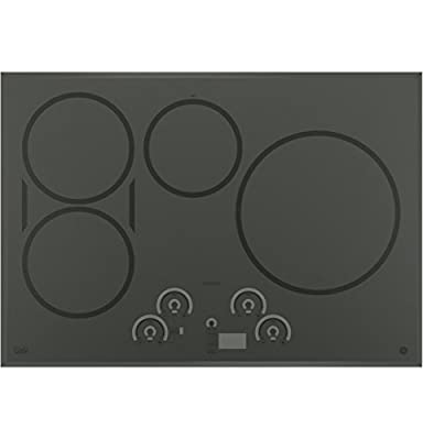 """GE Cafe CHP9530SJSS 30"""" Built-in Induction Cooktop"""
