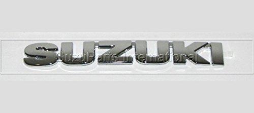 Aufkleber Sticker Schriftzug Emblem Chrom Hinten Hecktur Heckklappe Selbstklebend