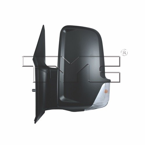 Go Parts Compatible 2007 2009 Dodge Sprinter 3500 Side View Mirror Assembly Cover Glass