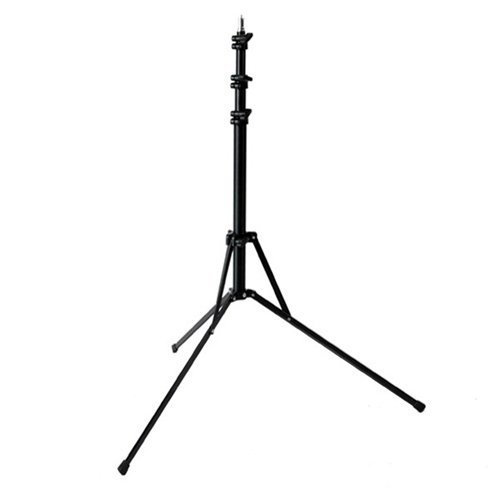 Cowboystudio 7 ft 4 Section Portable Adjustable Stand Ideal for Photography and Video Studios