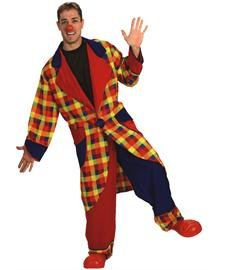 Clubbers The Clown Costume - Adult