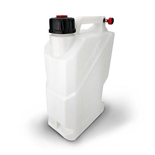 Risk Racing 00144 White EZ3 Utility Jug