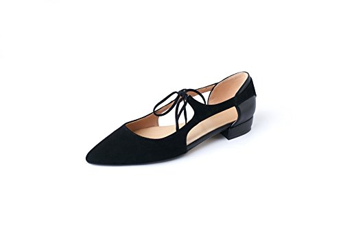 Mode Un Non Diu00844 Uréthane Femmes Sandales Surdimensionné Marquant Noir La Des xOnAqZOgfH