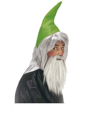 Gnome Hat & Beard Set (Gnome With Hats)