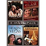 French Exit / Glam / Heaven or Vegas / Nevada (4-Movie Pack)