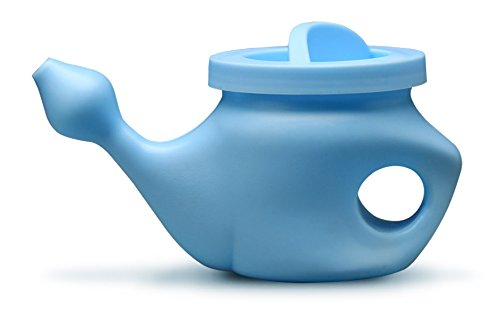 Yeti-Pot Nasal Cleansing Pot for Cold and Allergy Relief