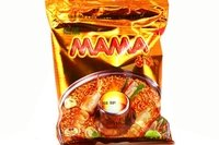 Oriental Style Instant Noodle Creamy Shrimp Tom Yum Flavour - 1.06oz [Pack of (Shrimp Creamy)