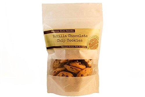 Hawaiian Vanilla Chocolate Chip Vanilla Cookies