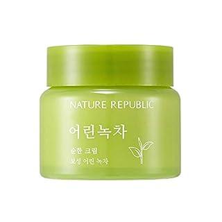 Nature Republic Mild Green Tea Cream 55ml