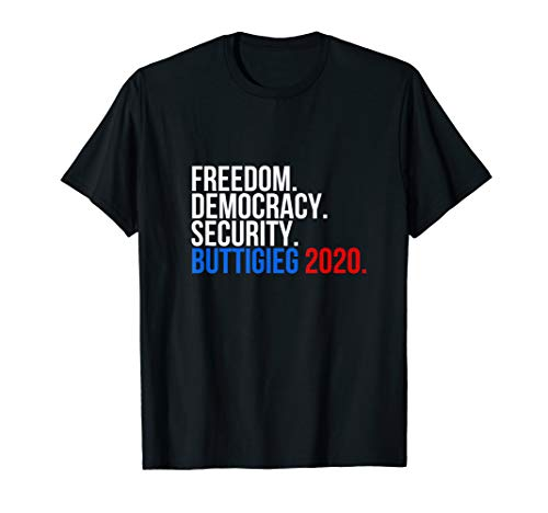 Pete Buttigieg 2020 Campaign Bumper Sticker T-Shirt