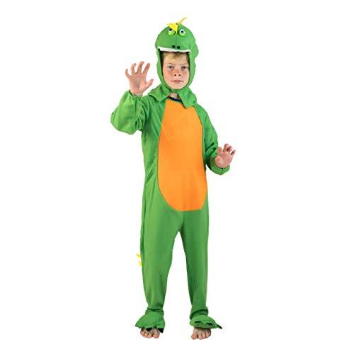 Bodysocks Jurassic Dinosaur Boy's Costume for Kids (Age 4-6)]()