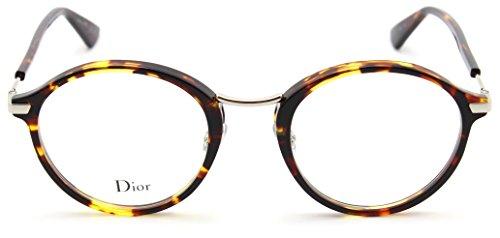 Dior Essence Women Oval RX - able Prescription Eyeglasses SCL, - Glasses Prescription Dior