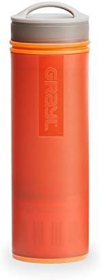 GRAYL Ultralight Water Purifier [+ Filter] Bottle