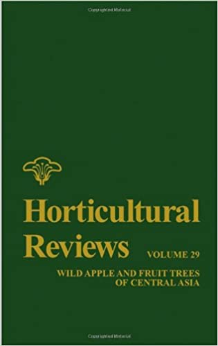 Horticultural Reviews: Wild Apple and Fruit Trees of Central Asia v. 29