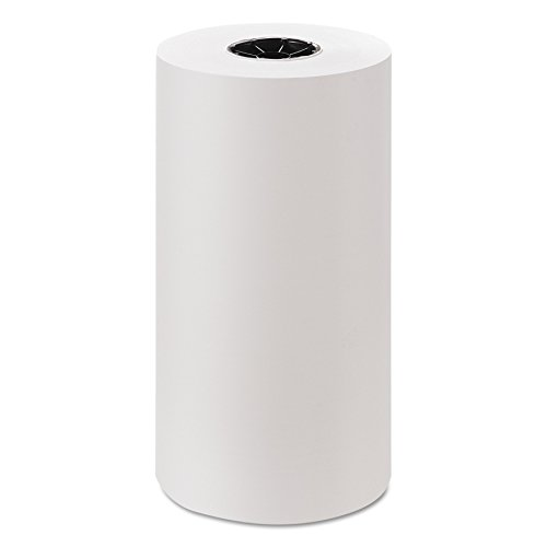 Boardwalk Paper FZR154510006MTH 1000 Foot Length x 15 Inch Width, White Freezer Paper Roll