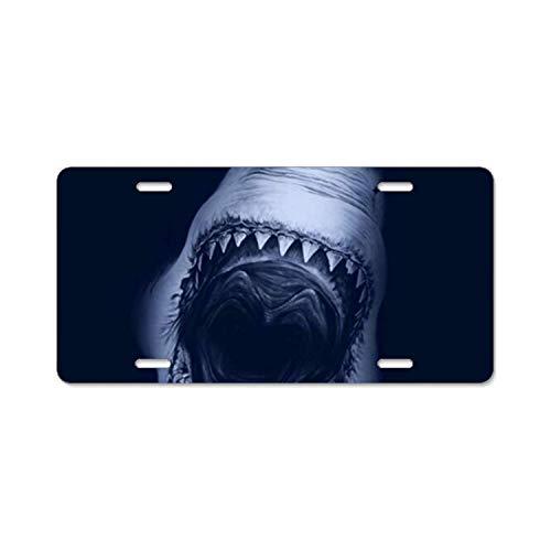 I/'D RATHER BE IN WOODSTOCK Metal License Plate Frame Tag Holder