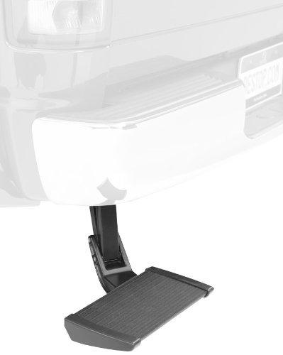 Bestop 75300-15 Bestop TrekStep Rear-mount Truck Bed Side Step TrekStep Rear-mount