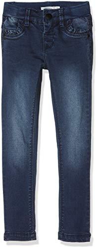 NAME IT, Jeans para Niñas Azul (Dark Blue Denim Dark Blue Denim)