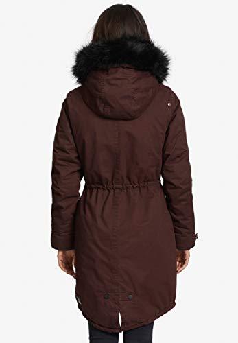 Noyer Manteau À Manteau Khujo Longues Femme Manches En BAxaq