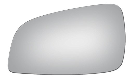 Burco 4216 Driver Side Replacement Non-Heated Mirror Glass (Mount Not Included) for Chevy Malibu, Saturn Aura (2007 2008 2009) - CHECK MEASUREMENTS BEFORE PURCHASING