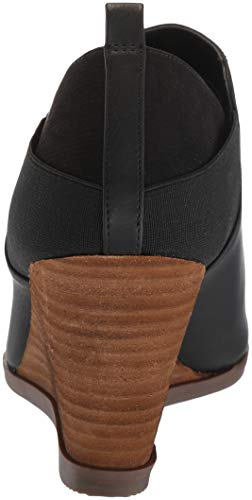 Scholl's Black Smooth Women's Dr Parler Boot Ankle SapnW78