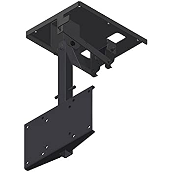 Amazon Com Mor Ryde Tv56010h Flip Down And Swivel Ceiling