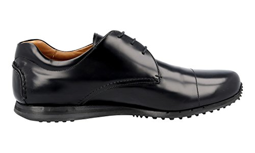 Car Shoe KUE665Spazzolato spazzolato pelle uomo Business Scarpe