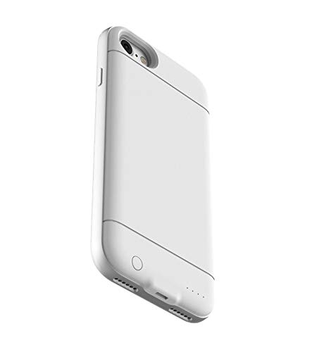 Battery Charging Case, 2400 mAh, Compatible with Apple iPhone 7, iPhone 8