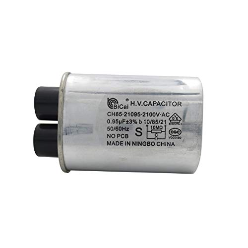 Meter Star CQC Universal Household Microwave High Voltage Capacitor 0.95uf ch85 21095 2100V AC H.V.CAPACITOR 10/85/21 50/60Hz NO PCB