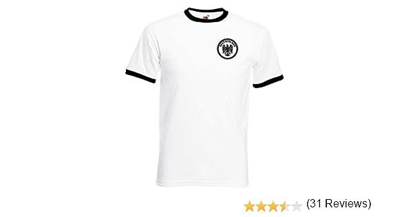 Invicta Screen Printers Germany Deutschland Deutsch Camiseta Retro ...