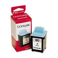 Lexmark 17G0060 Color Ink Cartridge