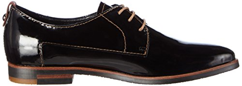 Casa Cuero Zapatillas De 1 Jy1507 Negro Mujer Giudecca ATXIq
