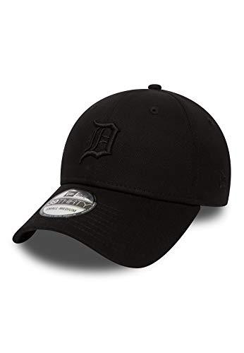 Black Negro béisbol Tigers Detroit Gorra Black Negro A on NEW ERA 39THIRTY wq7t7xfPX
