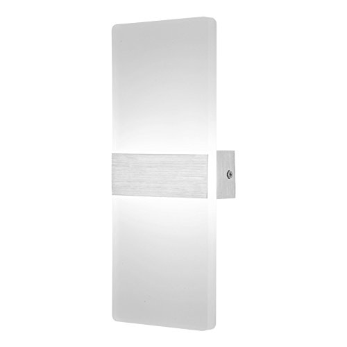 Flat Led Wall Light in US - 3