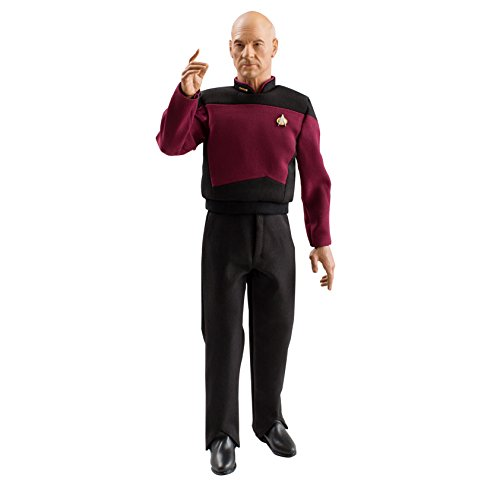 QMx Star Trek: TNG Picard 1:6 Scale Articulated Figure ()