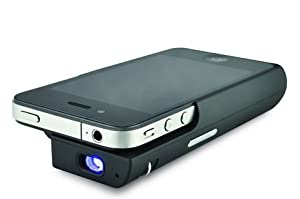 Pocket projector iphone projector for iphone 4 4s ipod for Pocket projector for iphone 5