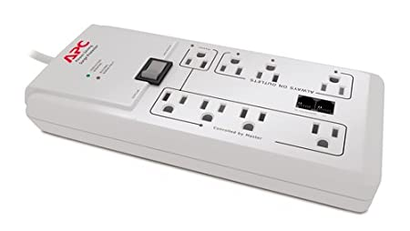 Review APC P8GT 8 Outlets