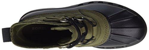 Verde Camo black Para De Classic Portzman Nieve Botas Hombre Sorel nori qYv8wF