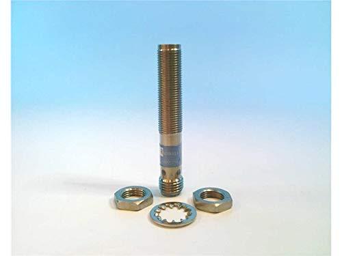 RADWELL VERIFIED SUBSTITUTE FCS1-1202U-AUU3-SUB Proximity Sensor - 1-PC SS Body & FACE, M12 INDUCT, SHLD, Thread, 2MM RNG, AC/DC, N/O, AC Micro Dual KYWY M12 QD- Replaces HTM PN: FCS1-1202U-AUU3