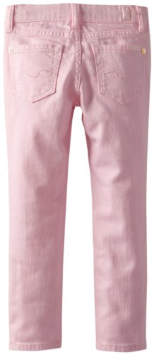 7 For All Mankind Little Girls' Roxanne, Blush Pink, ()