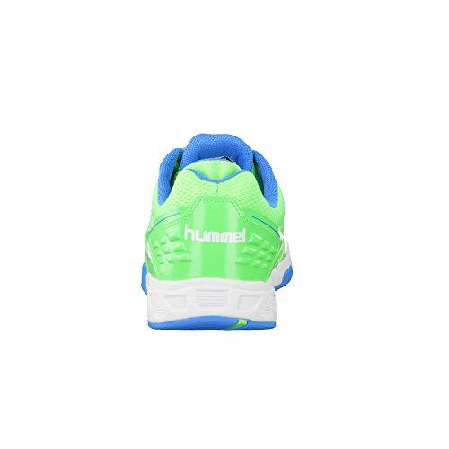 Hummel Hummel Celestial Court X7 green gecko in Gr. 12.5 - 46.5 - Handballschuhe