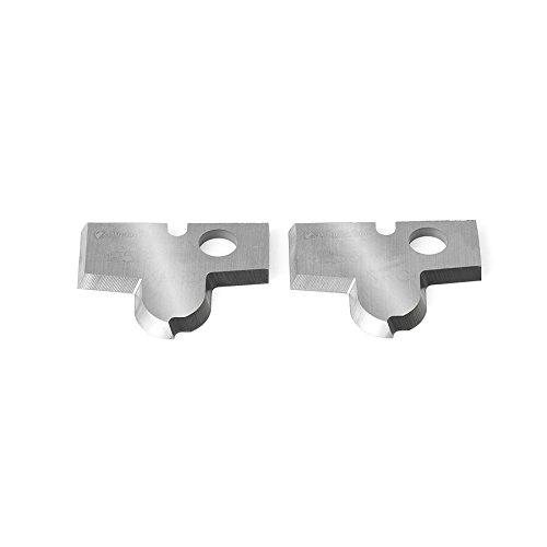 Amana Tool NRC-B53 Pair of Solid Carbide Nova Plunge Core Bo