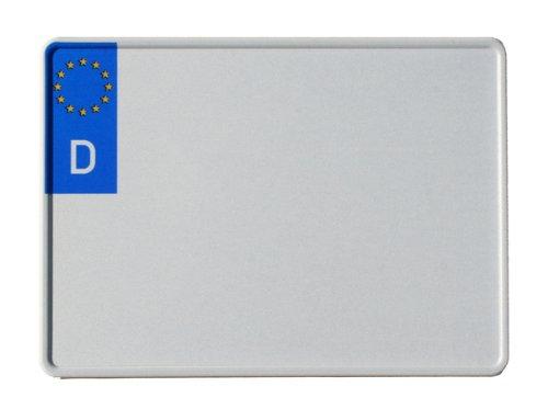 Quad/Traktor/LKW KFZKennzeichen EU 340 x 200 mm, reflektierend mit Wunschkennzeichen kennzeichen-shop24-de