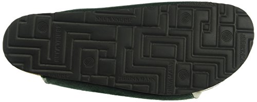 Dr. Brinkmann 7009 - Mules Mujer Verde Oscuro