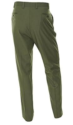 Calvin Klein Men's Classic Fit Dress Pants Pre-Hemmed - Many Colors