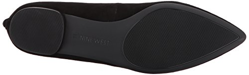 Black Plates Nine West Suede Femmes Chaussures wt0zqI0