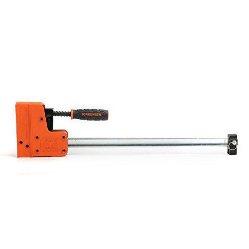 JORGENSEN 8018 Cabinet Master 18 Inch 90 Degree Parallel Steel Bar ()